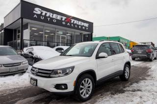 Used 2012 Volkswagen Tiguan Comfortline l PANO ROOF l BLUETOOTH for sale in Markham, ON