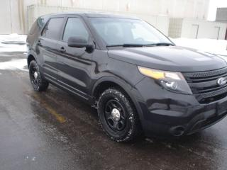 Used 2014 Ford Explorer AWD,3.7.EX POLICE for sale in Mississauga, ON