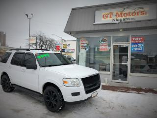 Used 2009 Ford Explorer XLT for sale in Niagara Falls, ON