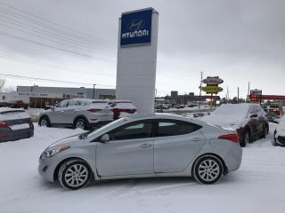Used 2013 Hyundai Elantra GL for sale in North Bay, ON