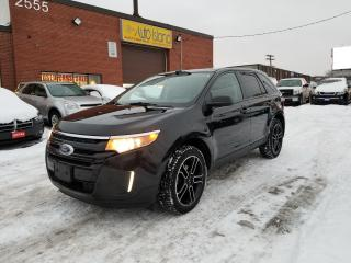 Used 2013 Ford Edge SEL,Navi,Camera,Bluetooth for sale in North York, ON