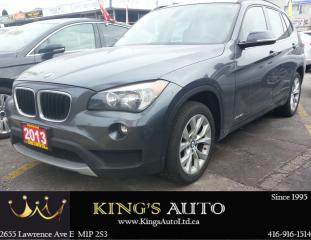 Used 2013 BMW X1 28i, XDRIVE AWD LOADED!!! for sale in Scarborough, ON