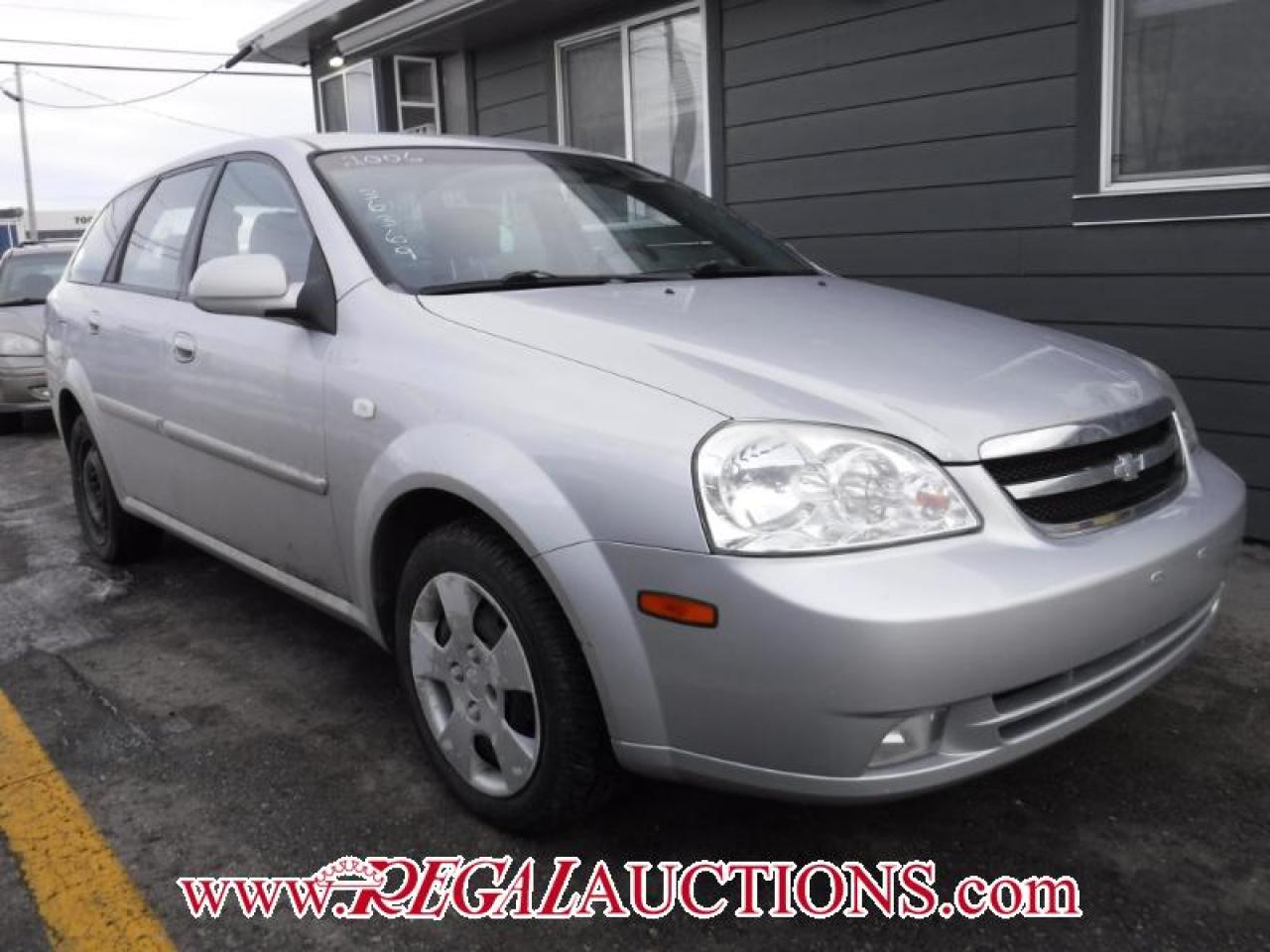 2006 Chevrolet OPTRA  4D WAGON