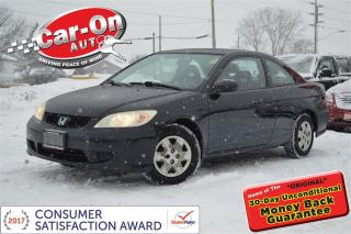 Used 2004 Honda Civic SE COUPE A/C for sale in Ottawa, ON