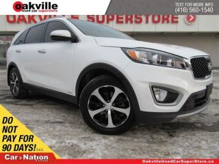 Used 2016 Kia Sorento 3.3L EX+ | 7 PASS | AWD | LEATHER | PANO ROOF for sale in Oakville, ON