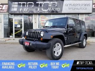 Used 2012 Jeep Wrangler Unlimited Sport ** Brand New Tires, Automatic, A/C ** for sale in Bowmanville, ON