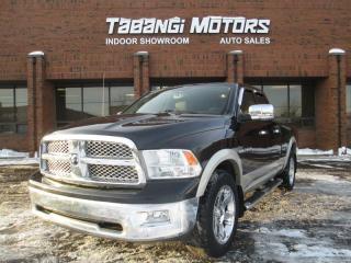 Used 2010 Dodge Ram 1500 5.7 HEMI | NAVIGATION | REAR CAMERA | LARAMIE | for sale in Mississauga, ON