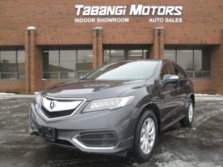 Used 2016 Acura RDX NEW BODY STYLE!! AWD Technology Package Navigation for sale in Mississauga, ON