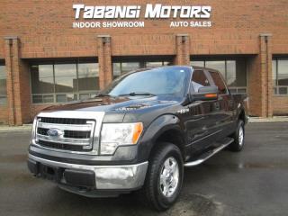 Used 2013 Ford F-150 XLT | SUPERCREW | 4X4 | BLUETOOTH | for sale in Mississauga, ON