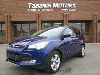 Used 2016 Ford Escape AWD | NAVIGATION | 2L ECOBOOST | BACK UP CAMERA | for sale in Mississauga, ON