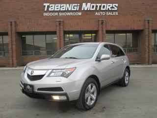 Used 2012 Acura MDX TECH | NAVIGATION |DVD | REAR VIEW CAMERA | for sale in Mississauga, ON