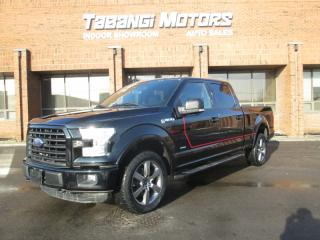 Used 2016 Ford F-150 SPORT LEATHER NAVIGATION ECOBOOST 4X4 for sale in Mississauga, ON