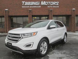 Used 2015 Ford Edge SEL 2.0L ECOBOOST for sale in Mississauga, ON