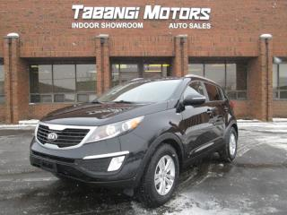 Used 2013 Kia Sportage LX AWD POWER GROUP KEYLESS ENTRY CRUISE! for sale in Mississauga, ON