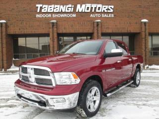 Used 2012 Dodge Ram 1500 BIG HORN | 4X4 | HEMI | BLUETOOTH | REMOTE STARTER | for sale in Mississauga, ON