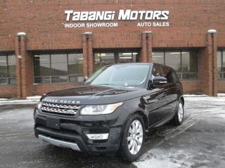 Used 2015 Land Rover Range Rover Sport HSE V6- ONE OWNER- NO ACCIDENT- FULL WARRANTY! for sale in Mississauga, ON