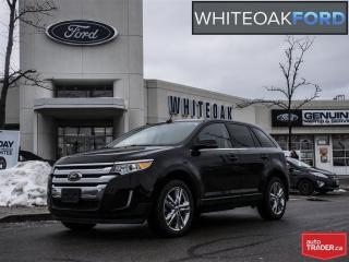 Used 2014 Ford Edge Limited, FACTORY CERTIFIED, LOADED for sale in Mississauga, ON