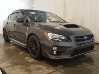 Used 2015 Subaru WRX STI Sport-tech Package (M6) for sale in North Bay, ON