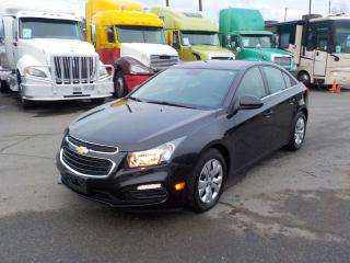 Used 2015 Chevrolet Cruze LT Turbo for sale in Burnaby, BC