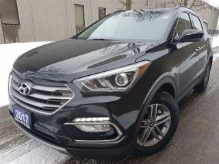 Used 2017 Hyundai Santa Fe Sport 2.4 SE-Panorama sunroof-Blind spot for sale in Mississauga, ON