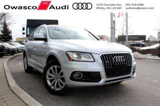 Used 2014 Audi Q5 quattro Progressiv + PARKING SYSTEM | ROOF RAILS for sale in Whitby, ON