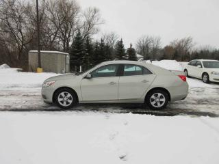 Used 2015 Chevrolet Malibu LT FWD for sale in Cayuga, ON
