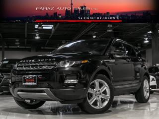 Used 2015 Land Rover Evoque NAVI|REAR CAM|PANO|MERIDIAN|LOADED for sale in North York, ON