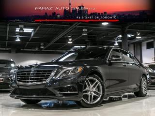 Used 2015 Mercedes-Benz S550 LWB|AMG|HEADSUP|NIGHTVISION|BURMESTER|DTR+|BLINDSPOT|MASSAGE|NAVI|LED|360CAM|LOADED for sale in North York, ON