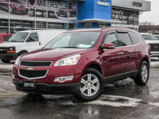 Used 2010 Chevrolet Traverse LT, AWD, DUAL SUNROOF, REMOTE START, BLUETOOTH, PARK ASSIST for sale in Ottawa, ON
