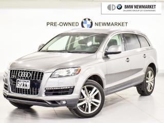 Used 2011 Audi Q7 3.0 quattro Tip for sale in Newmarket, ON