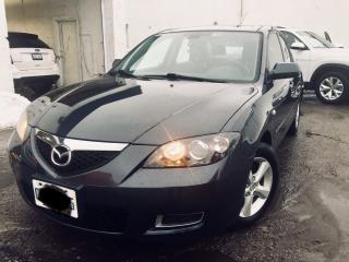 Used 2007 Mazda MAZDA3 GS for sale in Woodbridge, ON