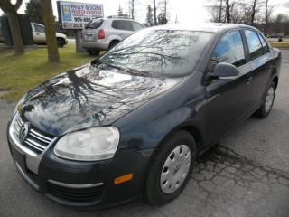 Used 2006 Volkswagen Jetta 1.9L TDI **Clean No ACCIDENTS+1.9 TURBO DIESEL*** for sale in Ajax, ON