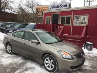 Used 2007 Nissan Altima 2.5 SL for sale in Toronto, ON