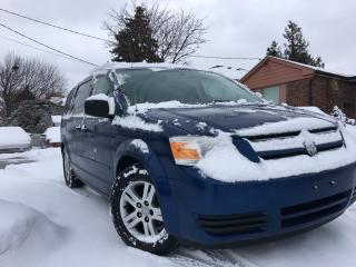 Used 2010 Dodge Grand Caravan SE STOW N GO SEATS BRAND NEW TIRES for sale in Bradford, ON