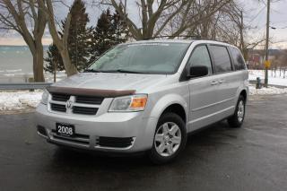 Used 2008 Dodge Grand Caravan SE for sale in Oshawa, ON