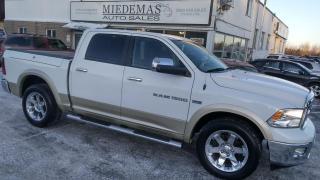 Used 2011 Dodge Ram 1500 Laramie Longhorn for sale in Mono, ON
