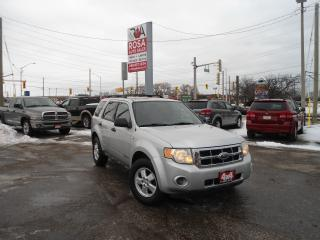 Used 2008 Ford Escape 4x4 v6 alloy pw pl pm pseats a/c aux for sale in Oakville, ON