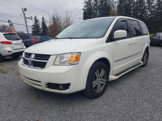 Used 2010 Dodge Grand Caravan SXT POWER SLIDING DOOR / FULL STOW & GO for sale in Gormley, ON