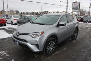 Used 2016 Toyota RAV4 LE AWD for sale in Brampton, ON