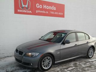 Used 2011 BMW 323i 323I, SUNROOF, LEATHER for sale in Edmonton, AB