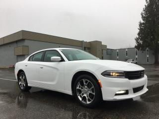 Used 2017 Dodge Charger SXT AWD + HEATED FT SEATS + UCONNECT 8.4 + POWER DRIVER SEAT + 19