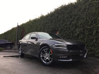 Used 2017 Dodge Charger SXT AWD + HEATED FT SEATS + UCONNECT 8.4 + POWER DRIVER SEAT + NO EXTRA DEALER FEES for sale in Surrey, BC