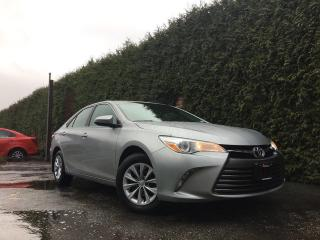 Used 2016 Toyota Camry LE 4DR SEDAN for sale in Surrey, BC