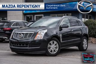 Used 2014 Cadillac SRX Luxury. Gps for sale in Repentigny, QC