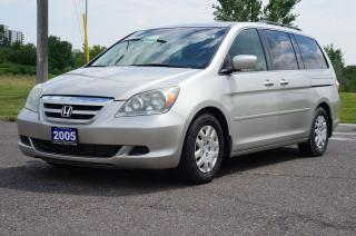 Used 2005 Honda Odyssey EX 8-Passenger Power Sliding Door Very Clean Car! for sale in North York, ON