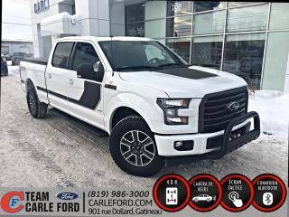 Used 2017 Ford F-150 SuperCrew 4x4 157po XLT 302A Spécial Édi for sale in Gatineau, QC