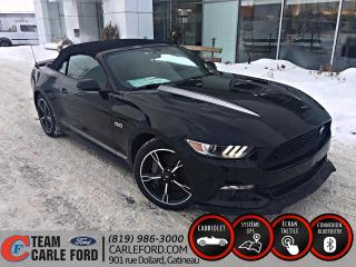 Used 2017 Ford Mustang GT haut niveau cabriolet 2 portes for sale in Gatineau, QC