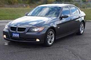 Used 2008 BMW 3 Series 328I *Low Km* Mint Condition! for sale in North York, ON