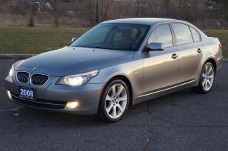 Used 2008 BMW 5 Series 535XI for sale in North York, ON
