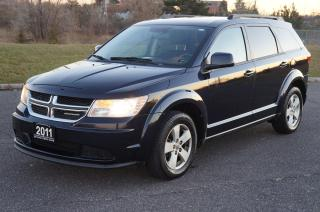 Used 2011 Dodge Journey 7 Passenger *No Accident*  Mint Inside Out! for sale in North York, ON